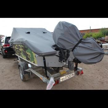 Транспортировочный тент с воздушными карманами из Оксфорда +16 000 руб.