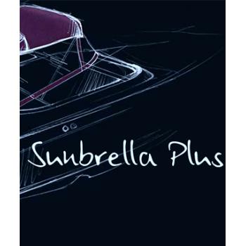 Ходовой тент из Sunbrella Flanelle  +39 000 руб.