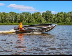 Моторно-гребная лодка ORIONBOAT 43М