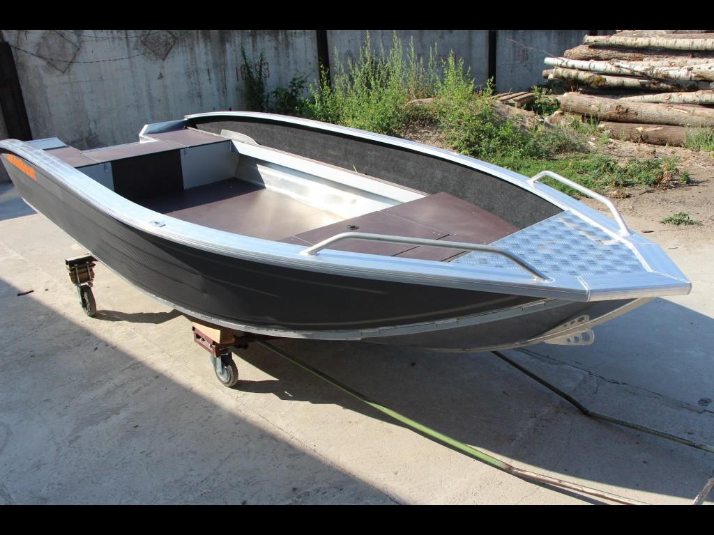 Моторно-гребная лодка: Orionboat 43М