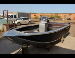 Моторно-гребная лодка ORIONBOAT 43МК