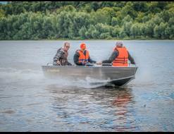 Моторно-гребная лодка ORIONBOAT 38Р