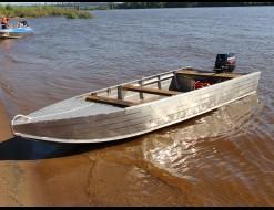 Моторно-гребная лодка ORIONBOAT 48 Шило