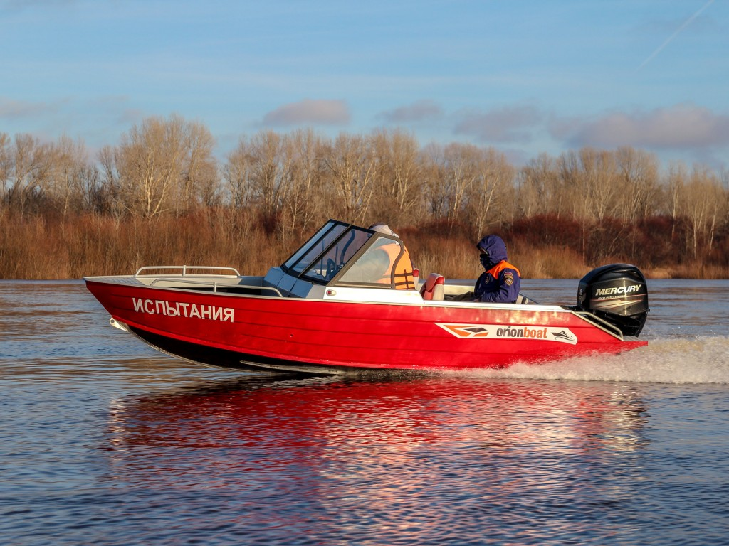 ORIONBOAT 49FISH PRO