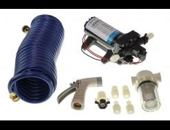 Комплект помывочный Shurflo Pro Blaster II Pro Washdown Kit, 12 В, 18.9 л/мин, 60 PSI (4.1 бар)