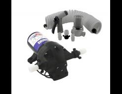 Комплект помывочный Shurflo Pro Washdown Kit, 12 В, 15.1 л/мин, 45 PSI (3.1 бар)