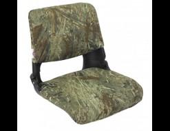 Кресло складное мягкое SKIPPER, обивка камуфляжная ткань