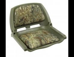 Кресло складное мягкое TRAVELER, обивка камуфляжная ткань