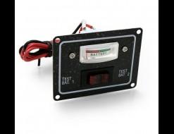Панель контроля заряда аккумулятора