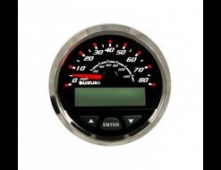 Спидометр Suzuki DF300, 130 км/ч, черный