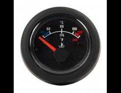 Указатель температуры, 12 В, 40-120 гр., черный