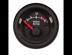 Указатель уровня сточных вод, 24 В, черный