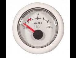 Указатель уровня воды, 24 В, белый